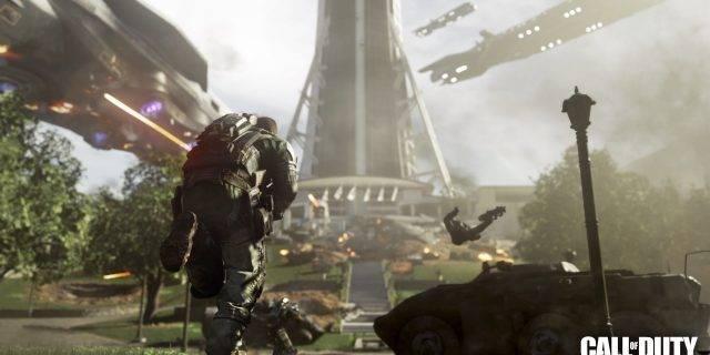 CoD:IW - Infinity Ward möchte WW2-Feeling aufkommen lassen