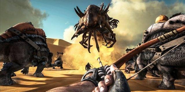 Ark: Survival Evolved - Neues Update verfügbar und erster DLC jetzt im Sale