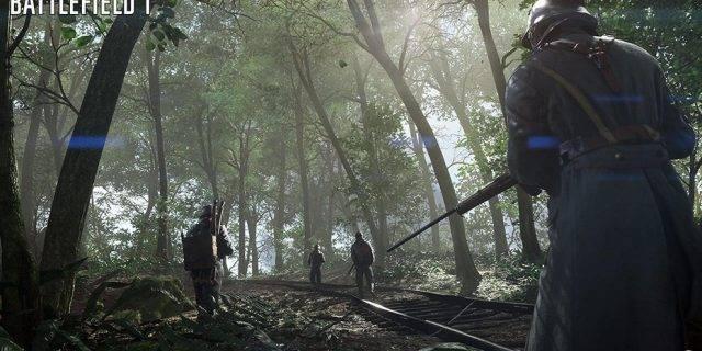 Battlefield 1 - Grafikvergleich zwichen Xbox One vs. PS4 vs. PC
