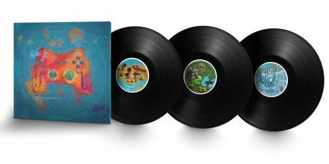 Videospiel-Konzertreihen Final Symphony und Symphonic Fantasies Tokyo als Vinyl-Release angekündigt