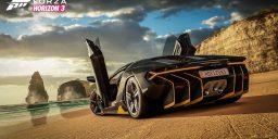 Forza Horizon 3 - Update behebt Fehler und verbessert Performance