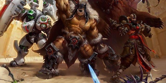 Heroes of the Storm - Heldenchaos kommt in den Nexus
