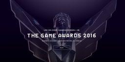 Game Awards 2016 – die Nominierungen und eine fette Überraschung: Call of Duty nicht nominiert!