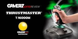 Review: Thrustmaster T.16000M Flightstick