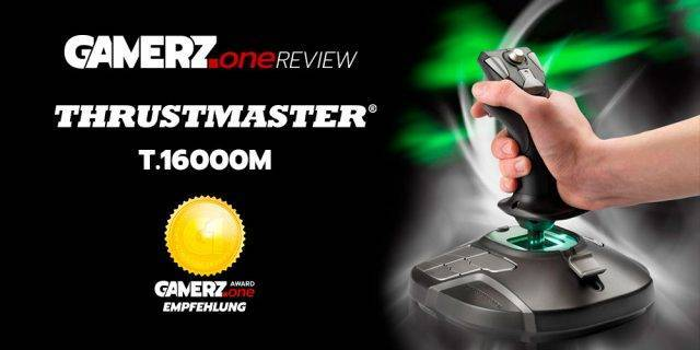Review: Thrustmaster T.16000M Flightstick