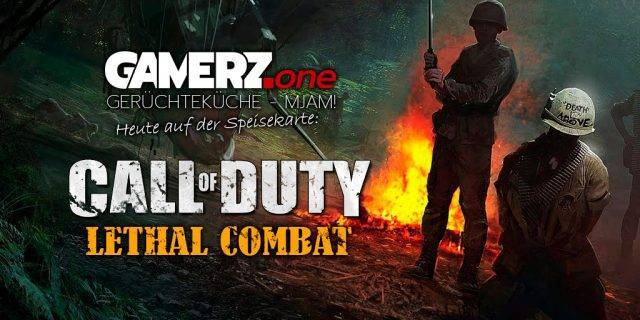 Titel des Call of Duty 2017 geleaked? Call of Duty: Lethal Combat? Call of Duty: Stronghold?