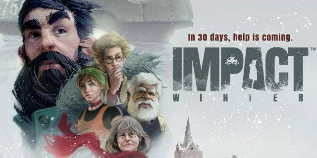 Impact Winter - Bandai Namco kündigt Impact Winter für Frühjahr 2017 an