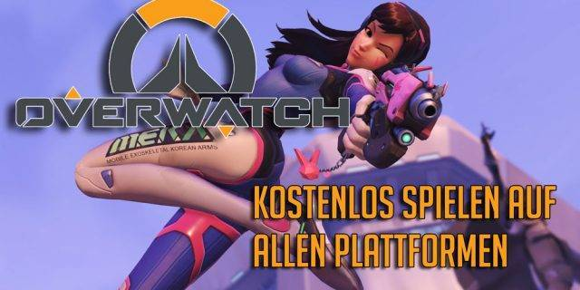 Overwatch - Gratis Wochenende auf allen Plattformen