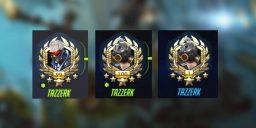 Overwatch - Erster Spieler erreicht maximal mögliches Level in Overwatch!