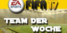 FIFA 17 - Team der Woche 36