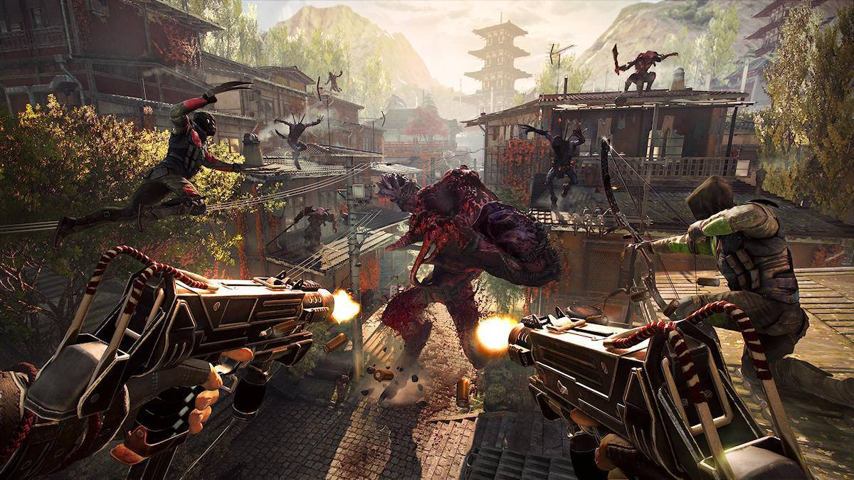Shadow Warrior 2: The Way of the Wang