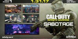 CoD:IW - Sabotage DLC ab dem 31. Januar erhältlich