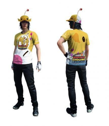 Final Fantasy XV - Moc Choco T-Shirt
