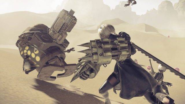 NieR: Automata PC-Version