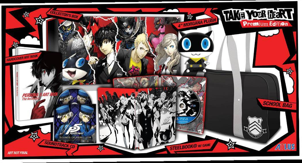 Persona 5 - Collectors Edition