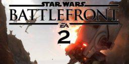 Star Wars Battlefront 2 - Auf der EA Play 2017 gibts die ersten Eindrücke