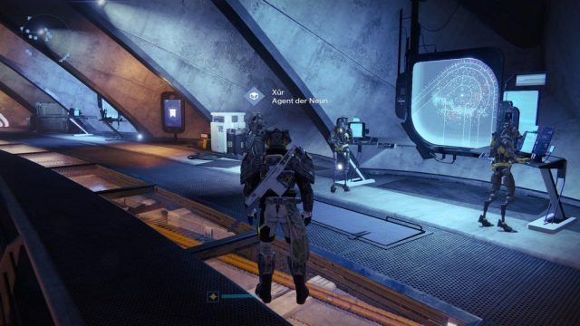 Destiny - Xurday: Standort