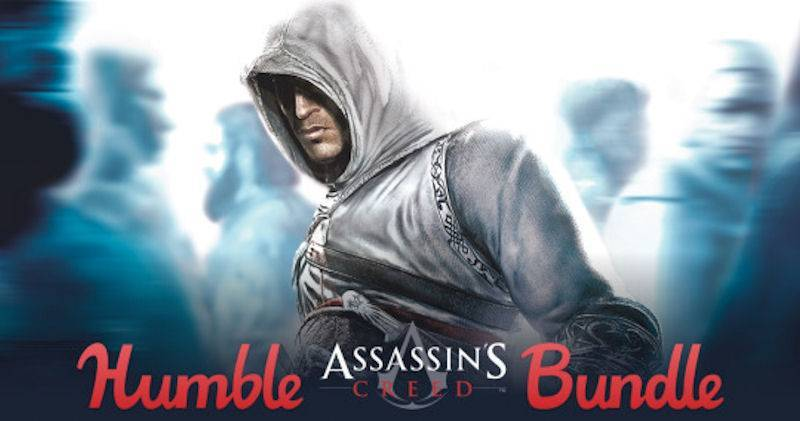 Assassin's Creed Humble Bundle