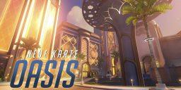 Overwatch - Oasis auf den Overwatch-Liveservern verfügbar!