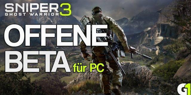 Sniper: GW3 - Offener Beta Test für Februar angekündigt