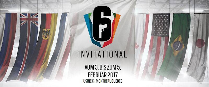 R6S Six Invitational
