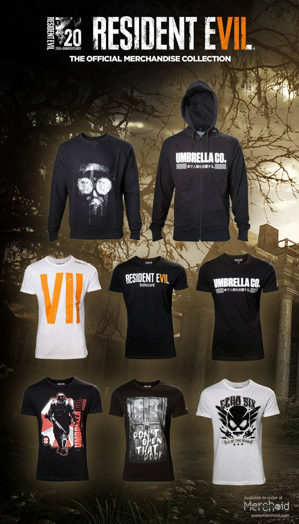 RE7 T-Shirts