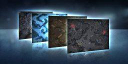 Starcraft 2 - Neue Ranglistenkarten für Saison 1/2017