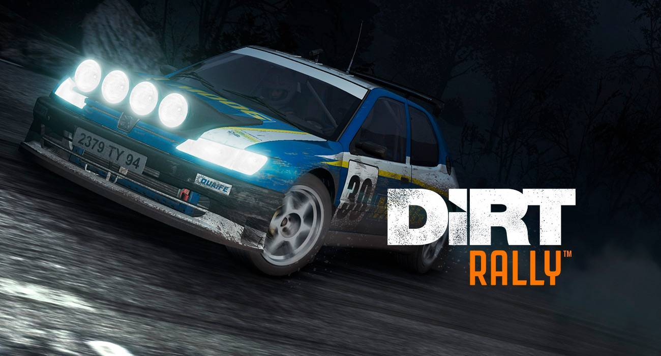 noch tiefer in die rally action eintauchen no problemo mit dirt rally vr edition f r ps4. Black Bedroom Furniture Sets. Home Design Ideas