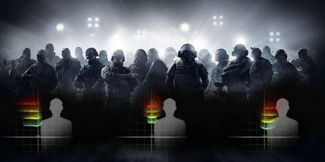 R6S - Erläuterung zu den Recoil-Grafiken der Waffen in Rainbow Six Siege