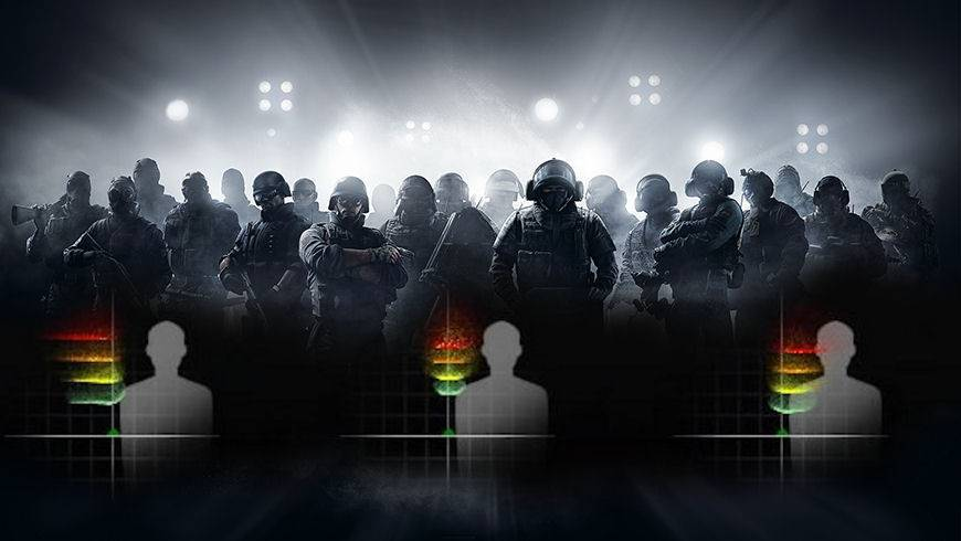 Rainbow Six Siege Recoil