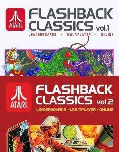 Atari Flashback Classics auf Gamerz.One