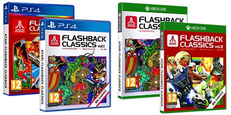 Atari Flashback Classics - demnächst Retro Games auf der Next Generation!