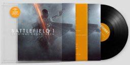 Battlefield 1 - Soundtrack nun auch auf Vinyl erhältlich!