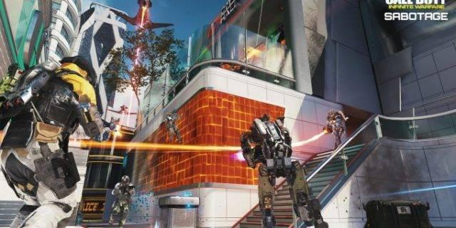 CoD:IW - CoD: Infinite Warfare – Neues Playlist-Update für PS4 und Xbox One