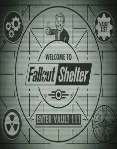 Fallout Shelter auf Gamerz.One