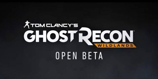 Ghost Recon Wildlands - Open Beta Termin offiziell angekündigt