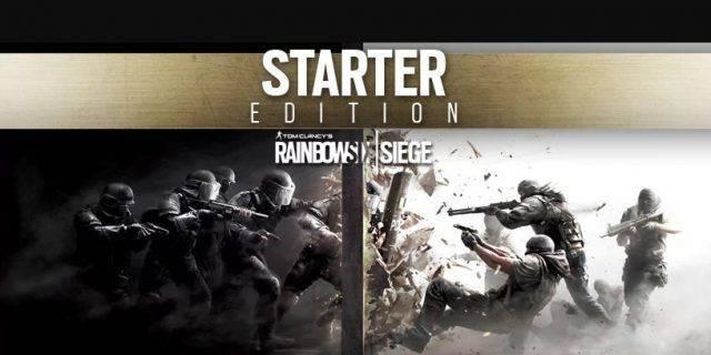R6S - Die Starter-Edition von Rainbow Six Siege ist wieder da