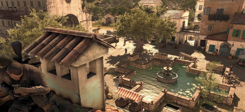 Sniper Elite 4 - Verbesserungen