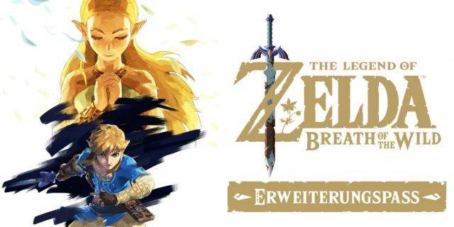 Zelda BotW - Nintendo kündigt Season Pass an