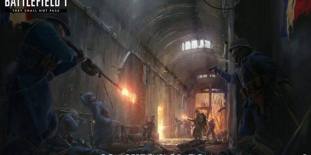 Battlefield 1 - Gameplay der neuen Map Fort Vaux aus dem DLC They Shall not Pass