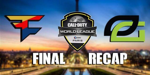 Optic Gaming gewinnt die CWL Paris Open