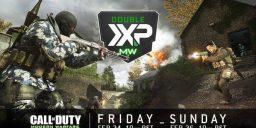 CoD:MW Remastered - Double XP vom 24.02. bis zum 26.02. im Multiplayer