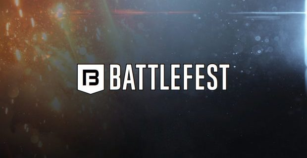 Battlefield 1 - EA kündigt ein neues Battlefest an