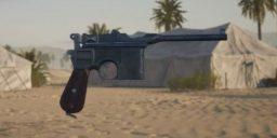 Battlefield 1 - Exklusive Entwickler Waffen gesichtet