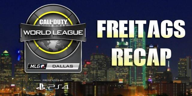 CoD:IW - CWL Dallas | Recap der Freitagsspiele