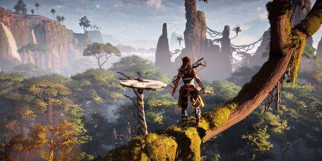Horizon Zero Dawn - Patch 1.10 inklusive Patchnotes