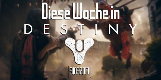 Destiny - Unser Wochenüberblick mit Luis – Lachegga
