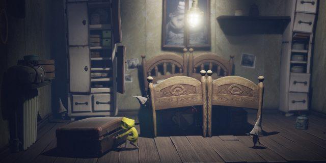 Little Nightmares 7 Minuten Gameplay Preview