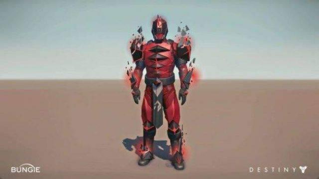 Destiny Cyborg