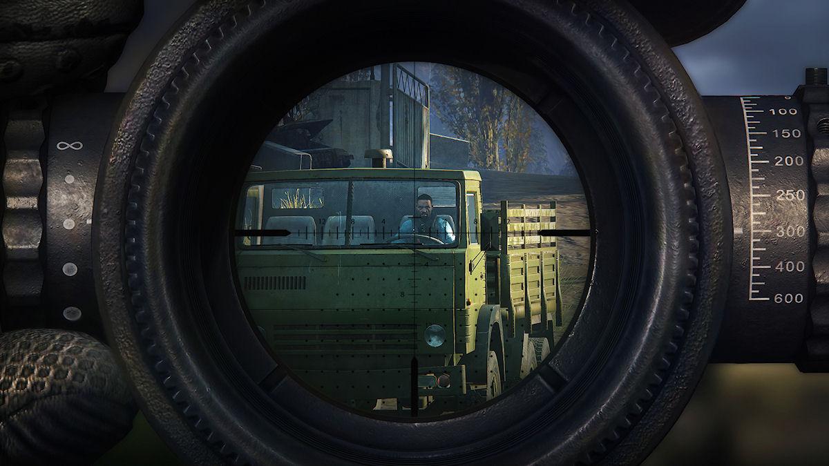 Sniper Ghost Warrior 3 Herausforderungsmodus